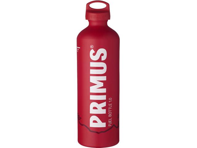 Primus Fuel Bottle Brændstofflaske 1000ml rød/hvid